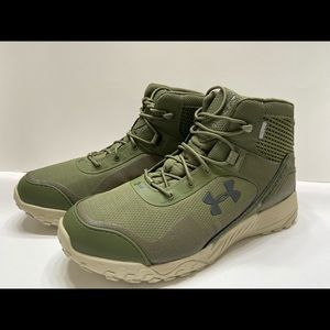 """NEW Under Armour UA RTS1.5 Waterproof 5"""" Boots"""